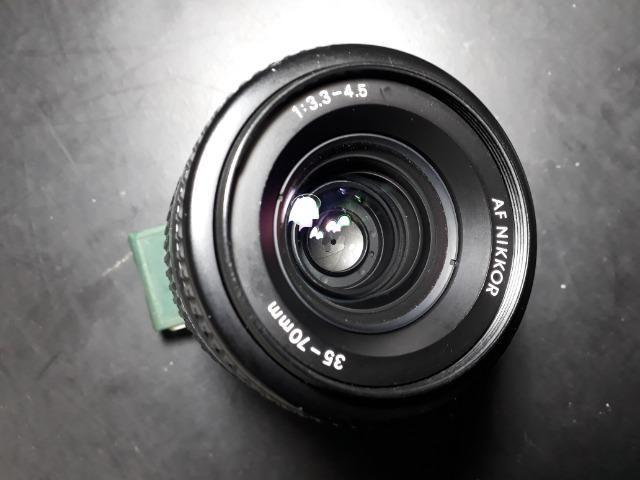 Lente Nikon 35-70mm