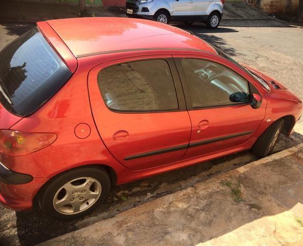 Peugeot 206 1.4 flex - Foto 4