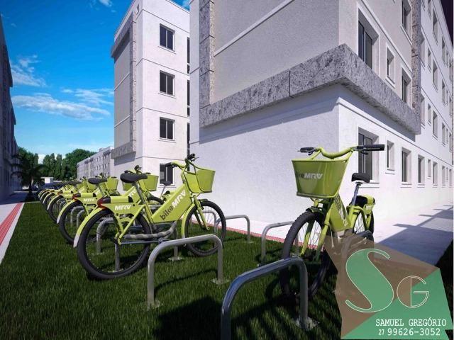 SAM - 04 - Parque Vila de Camburi - 2 quartos - Morada de Laranjeiras - Foto 4