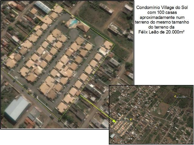 Área de 20.168,75 m² em área nobre de Campos dos Goytacazes-RJ - Foto 3