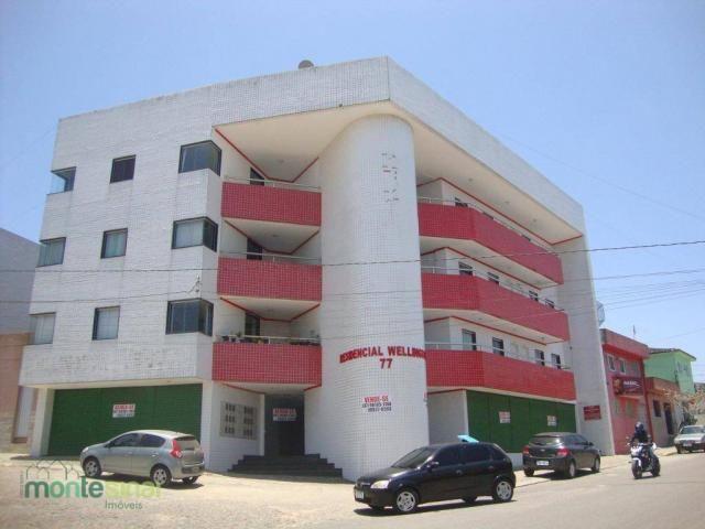 Apartamento com 2 quartos para alugar por R$ 900/mês - São José - Garanhuns/PE - Foto 2