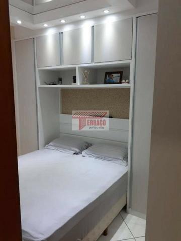 Apartamento Sem Condomínio 60m² c/ 3 dormitórios, à venda em Santo André