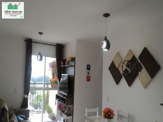 Apartamento à venda com 3 dormitórios em Planalto, São bernardo do campo cod:011349AP