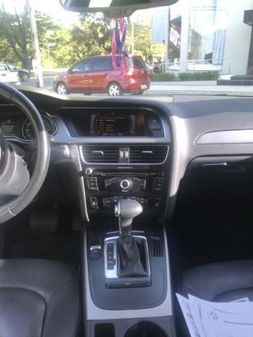 Vendo Audi A4 sedã 2.0 TFSI 2014 c/Teto Solar - Foto 10