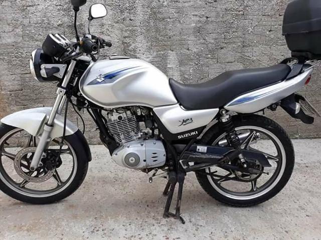 Vendo Suzuki Yes 125 - Foto 4