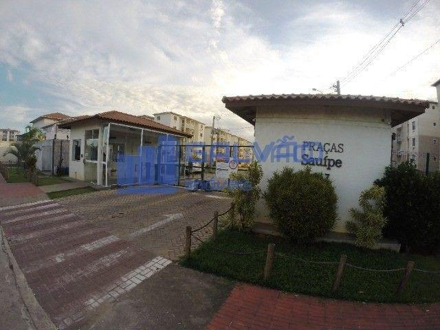 MR- Praças Sauípe, apartamento 2Q com Varanda e Lazer Completo, Pertinho da Praia - Foto 17