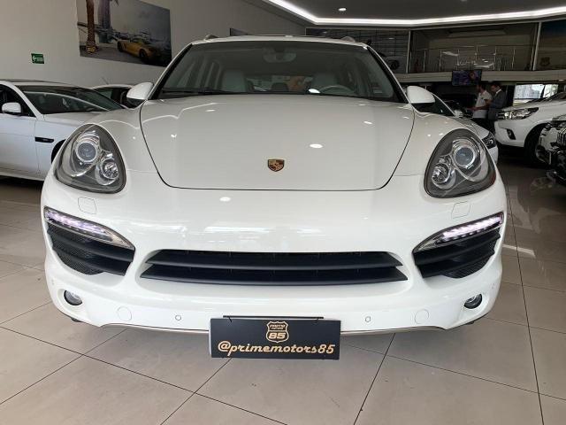 Porsche cayenne 2011/2012 4.8 s 4x4 v8 32v turbo gasolina 4p tiptronic - Foto 12