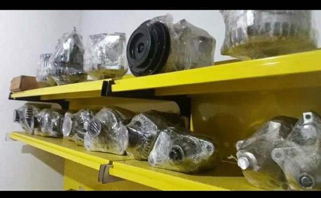Vende-se alternador e motor de partida - Foto 3