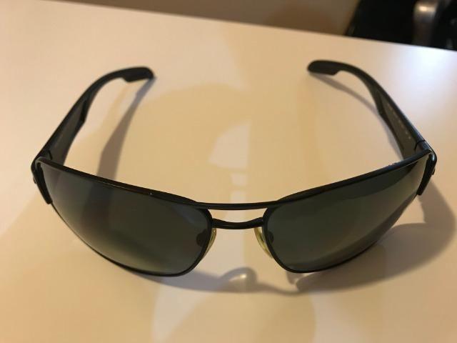 Óculos de Sol - Prada - Lente Polarizada - Modelo 1BO-5Z1 - Foto 3