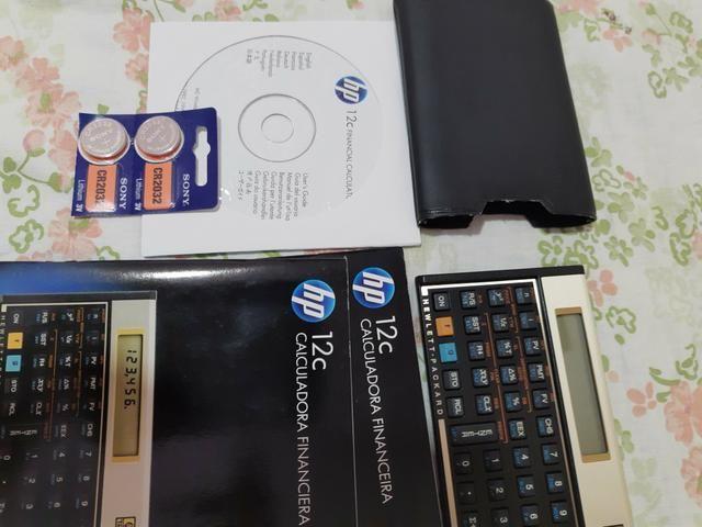 Calculadora Financeira HP - Foto 2
