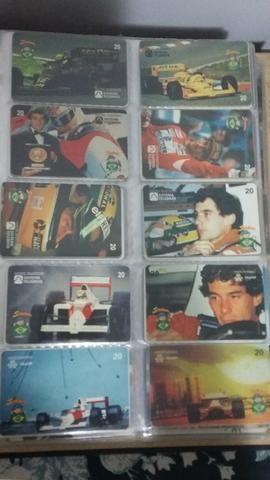 Coleção Cartões Telefonicos - Foto 2