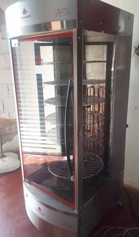 Máquina de assar frango/costela - Foto 2