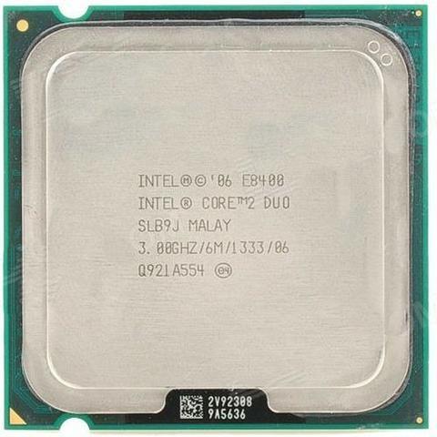 Venda de processadores, i3 3,7ghz, E8400 3,0ghz, E8500 3,16ghz. Excelente preços!(Novo)