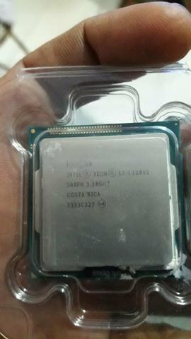 Processador Intel Xeon 3.1ghz E3 1220v2 - Foto 2