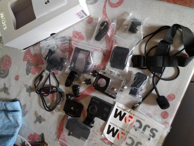 Camera SJcam SJ400 Nova na Caixa - Foto 4