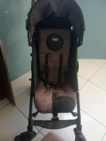 Carrinho de bebê Chico - Foto 4