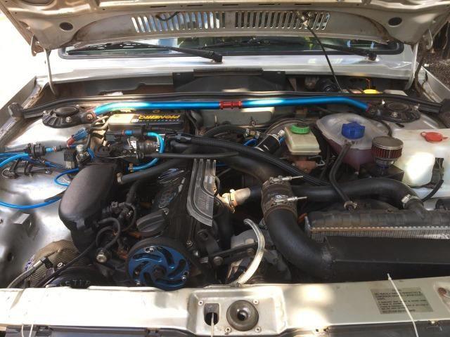 VW Voyage 1993 CL - 1.8 AP Turbo Intercooler - Foto 3