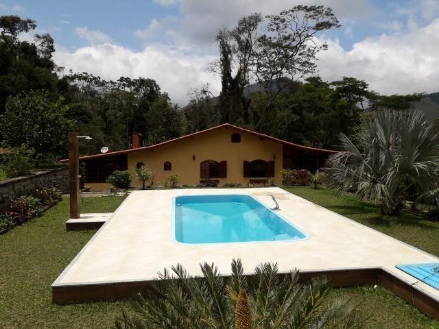 Vendo lindo sítio em Teresópolis com 3 mil m² - Foto 4