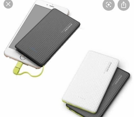 Vendo carregador portátil - Foto 3