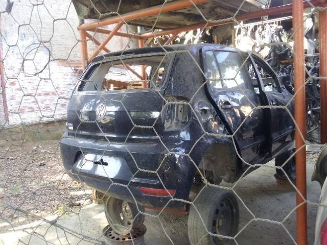 Sucata de VW Fox 1.0 2013 - Motor Câmbio Peças Acessórios - CDV Credenciado - Foto 4