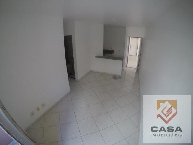 F.A - Apto de 2 quartos e varanda - Mirante de Jacaraipe - Foto 4