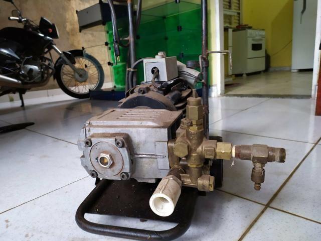 Lavadora de alta pressão para lavajato - Foto 4