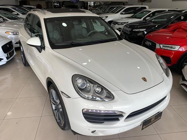 Porsche cayenne 2011/2012 4.8 s 4x4 v8 32v turbo gasolina 4p tiptronic - Foto 10