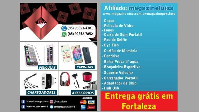Pochete esportiva para Smartphone. Entrega Grátis em Fortaleza - Foto 6