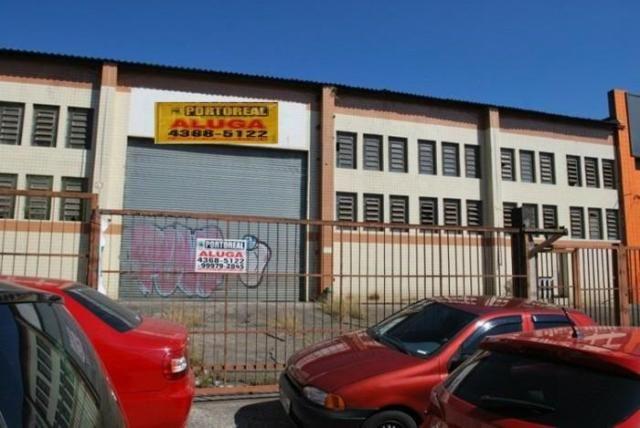 Galpão/depósito/armazém para alugar em Planalto, Sao bernardo do campo cod:03047