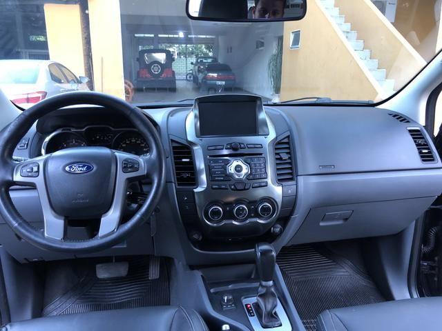 Ford Ranger Limited Multimídia Automático 2014 - Foto 14