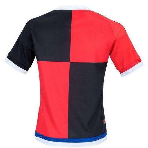 Camisa Papagaio VIntém Infantil Flamengo 2015 III - Artigos infantis ... 2d68444438f42