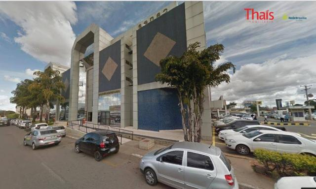 Sala comercial para locação, zona industrial, guará.