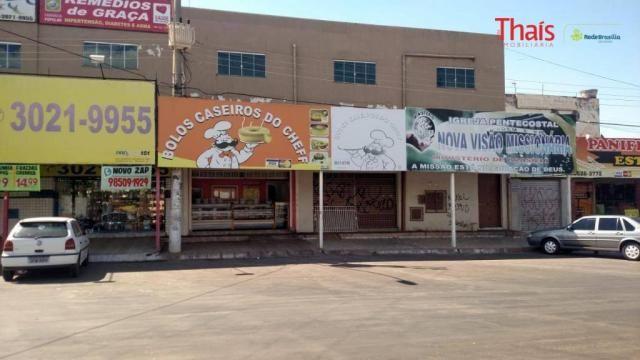 Loja comercial para alugar em Ceilândia norte, Ceilândia cod:LO0351