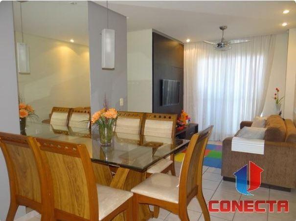 Apartamento para venda em vitória, jardim camburi, 3 dormitórios, 1 suíte, 2 banheiros, 1