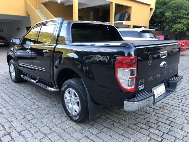Ford Ranger Limited Multimídia Automático 2014 - Foto 5