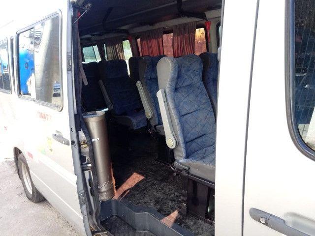 Microônibus I/M Benz Sprt Si Tnei Lu Diesel 2012 Completo - Foto 6