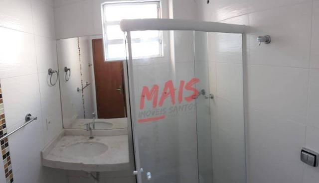 Casa com 3 dormitórios à venda, 105 m² - Ponta da Praia - Santos/SP - Foto 12