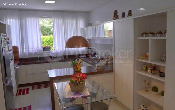 Casa em Condomínio para Venda em Goiânia, Residencial Aldeia do Vale, 3 dormitórios, 3 suí - Foto 5