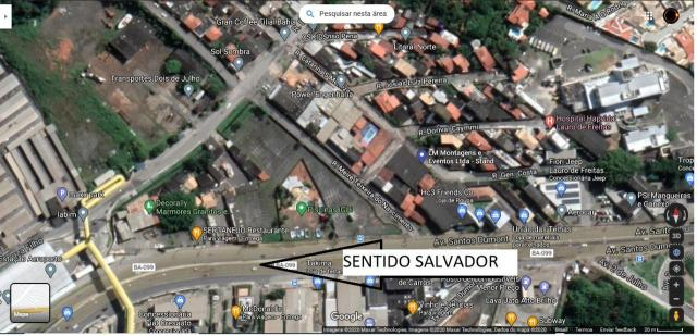 Terreno para Locação em Lauro de Freitas, Jardim Jaragua - Foto 2