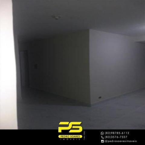 Apartamento com 3 dormitórios à venda, 84 m² por R$ 159.000 - Jardim Cidade Universitária  - Foto 11