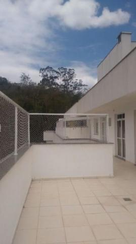 Cobertura para Locação em Niterói, maceio, 3 dormitórios, 1 suíte, 2 banheiros, 1 vaga - Foto 2