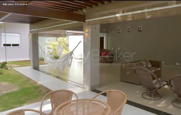 Casa em Condomínio para Venda em Goiânia, Residencial Aldeia do Vale, 3 dormitórios, 3 suí - Foto 16