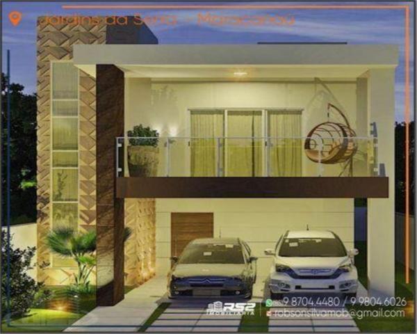 Casa em Condomínio para Venda em Maracanaú / CE no bairro Cágado, Casa a venda Jardins da  - Foto 4