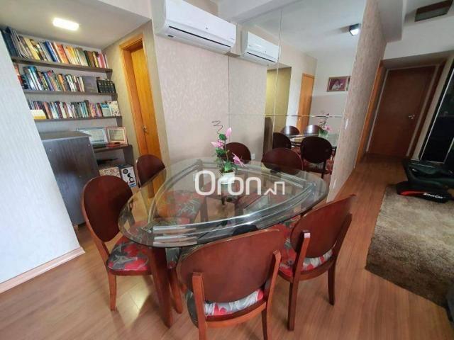 Apartamento com 3 dormitórios à venda, 106 m² por R$ 470.000,00 - Setor Goiânia 2 - Goiâni - Foto 6
