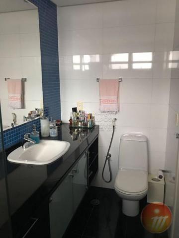 Apartamento à venda com 4 dormitórios em Ponta verde, Maceio cod:V453 - Foto 8