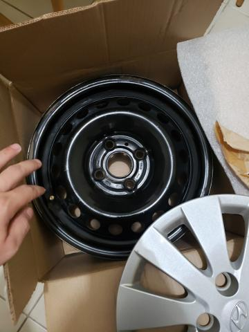 Roda de ferro hb20
