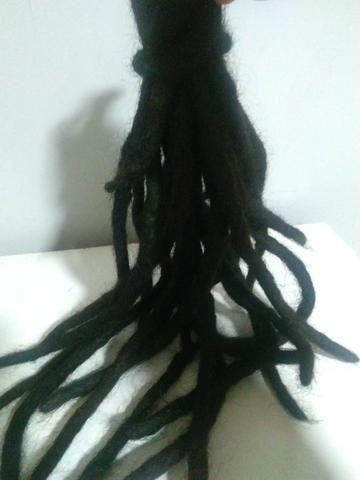 Dreads 500reais venda ou troca * - Foto 2