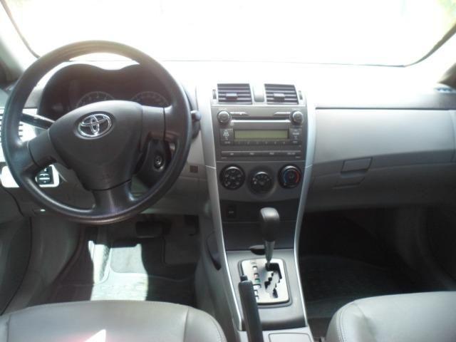 Corolla 1.8 XLI Mod 2013 Automático , Completo, Pneus Novos, Ágio R$19.990 + 60x 880,00 - Foto 10