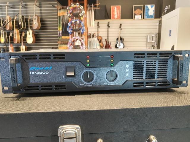 Amplificador Oneal 500W RMS (Novo)