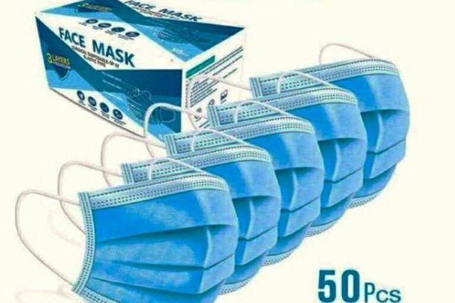 Máscara TRIPLA R$ 50,00 - Foto 2